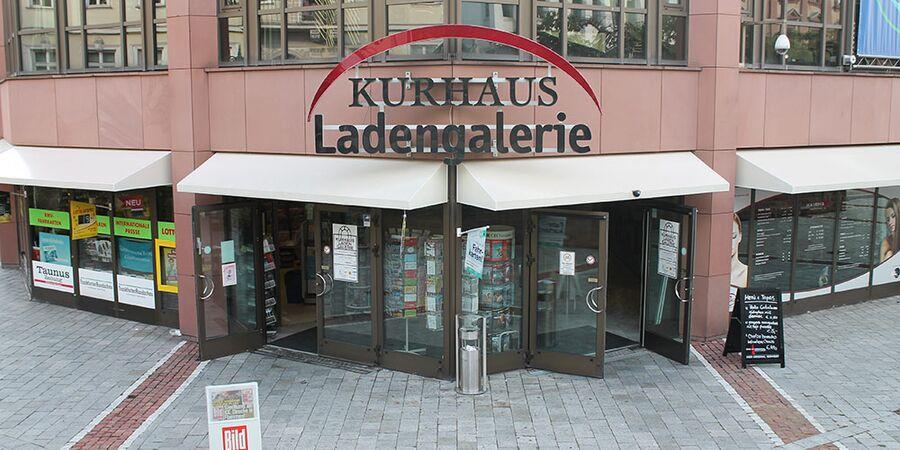 Kurhaus Bad Homburg Parkhaus